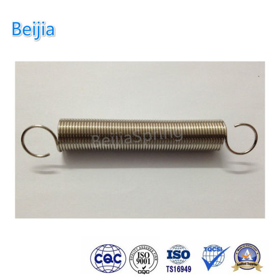 High Quality Steel Tension Spring in Coils pictures & photos