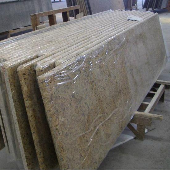 China Manufacture Stone Countertop Granite Vanity Top