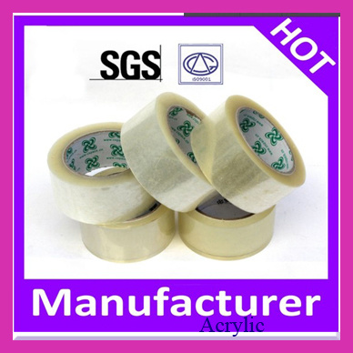 Custom BOPP Adhesive Packaging Shipping Tape for Industrial pictures & photos