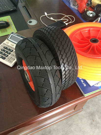 Maxtop Factory Air Wheelbarrow Wheel pictures & photos