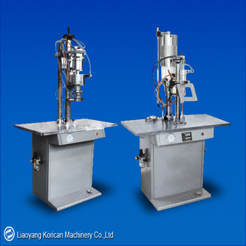 (EQB-T) Aerosol Filling and Sealing Machine pictures & photos