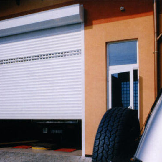 Automatic Roller Garage Door pictures & photos