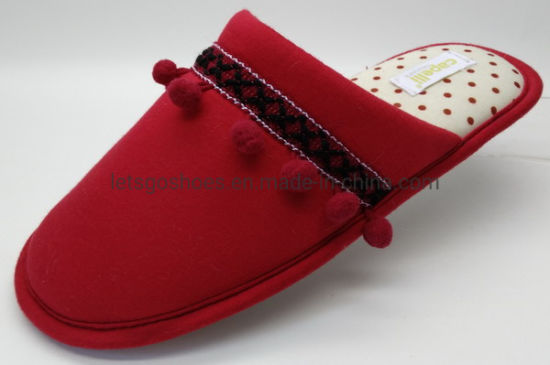 Lady Plush Fur Slippers Warm Slippers Winter Slippers Home Slipper