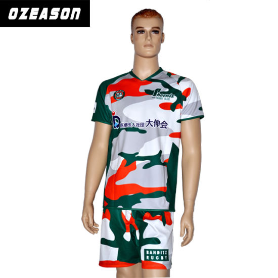 df5ba3bd508 Wholesale Cheap OEM Custom Sublimated Rugby League Jerseys pictures & photos