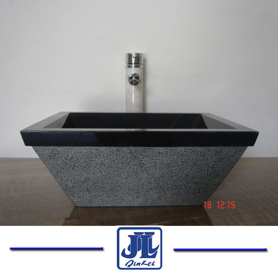 Granite & Marble Stone Above Counter Basin for Bathroom pictures & photos