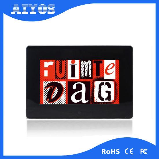 China Wholesale Plastic Digital Photo Frame with Motion Sensor ...