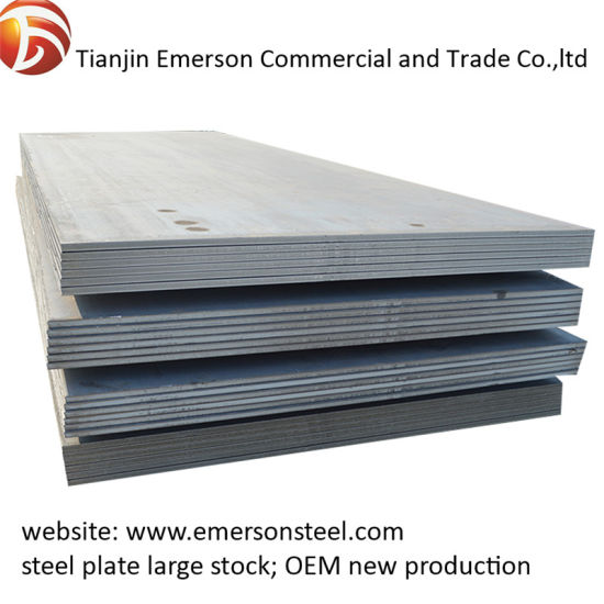 Hr A36 S235jr Ms Mild Thick Carbon Steel Plate/Sheet with 2000mm Length