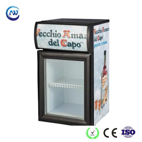 20 Liter Mini Freezer Counter Top Beverage Refrigerator (JGA-SC20F)
