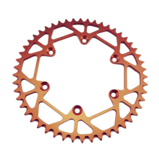 CNC Aluminium Rear Sprocket for Ktm Motorcycles with 520 Chains