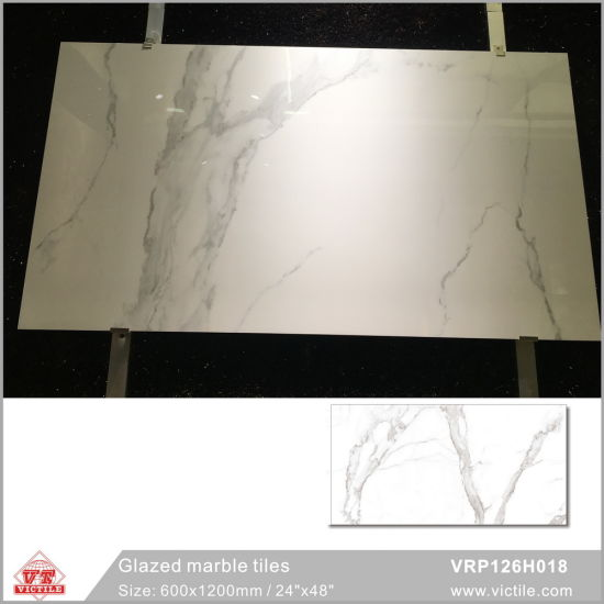Guangzhou Tile with Good Quality Material for Building (VRP126H003, 600X1200mm) pictures & photos