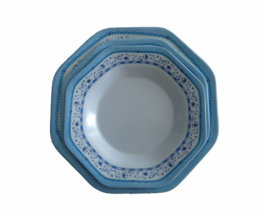 China Factory Supply Unbreakable Melamine Dishes (tableware)  sc 1 st  Lanxi Kingway International Trade Co. Ltd. & China Factory Supply Unbreakable Melamine Dishes (tableware) - China ...