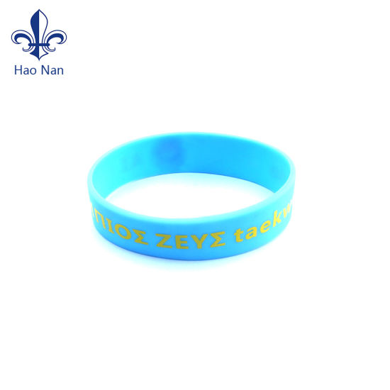 Professional Cheap Custom Silicone Wristband
