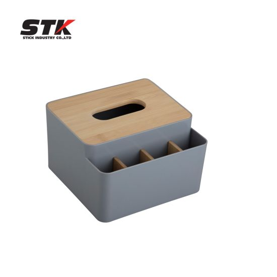 Custom Plastic Injection Tissue Paper Box