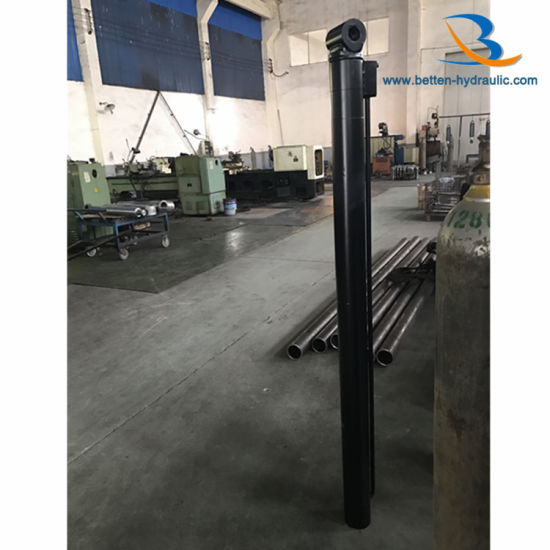Lift Hydraulic Cylinder for Lift Plantform/Scissor Elevator with Good Use pictures & photos