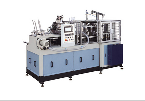 Rt-09b Economic Single PE Coated Coffee Paper Cup Machine