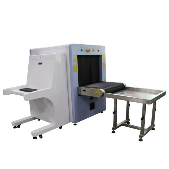 High Sensitivity Station X Ray Baggage Scanner pictures & photos