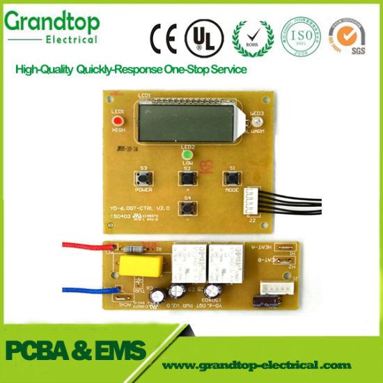 China Copper Clad Multilayer PCB PCBA Circuit Board Maker - China ...