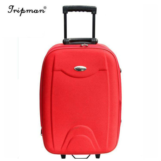 f61ec09d01294 New Waterproof Luggage Bag Thick Style Rolling Suitcase Trolley Luggage