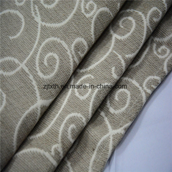 100% Polyester Fabric Fancy Curtain Designs Made in China