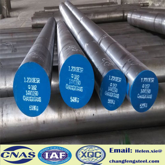 1.2083 420 4Cr13 Alloy Steel Round Bar For Stainless Steel