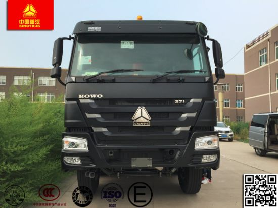 HOWO Sinotruck 371 8X4 50 Tons Heavy Dump/Tipper Truck pictures & photos