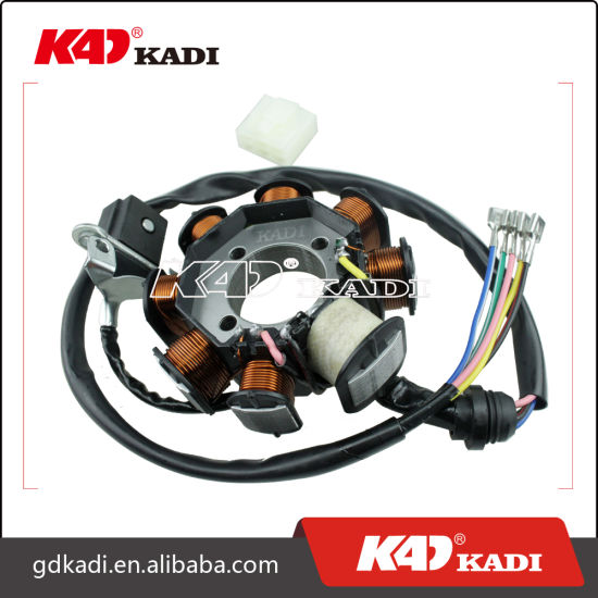 Motorcycle Magnetor Stator Coil of Motorcycle Parts for Cg125/Cg150/Cbf150
