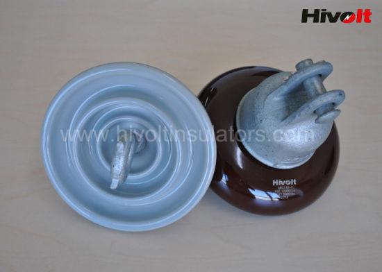 ANSI Standard Porcelain Suspension Insulators for Power Transmission