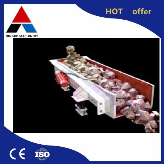 High Capacity Mining Vibrating Feeder From China Factory pictures & photos