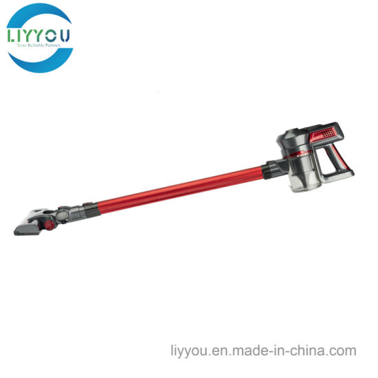 Ly17 Cordless 2 in 1 Lightweight Convenient Stick Handheld Vacuum Cleaner pictures & photos