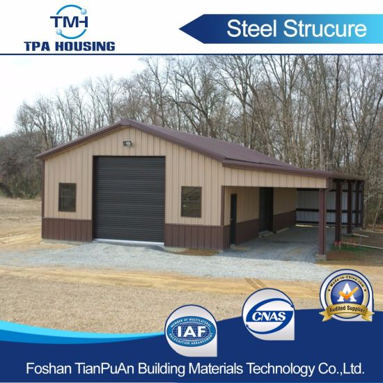 Best Price Metal Structural Prefabricated Light Steel Structure Building  For Sale