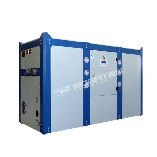 Water Cooled Plastic Molding 20 HP Cooling Machine