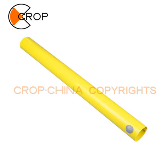 Power Distribution Equipment Full Round PVC Guy Markers / Warning Pipe