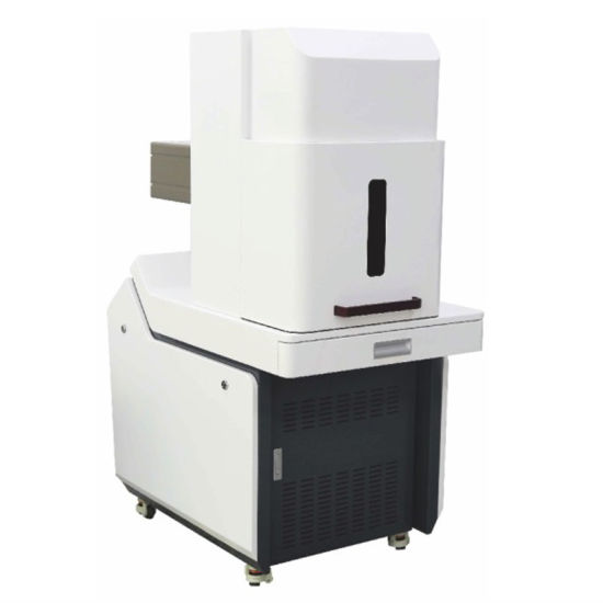 Factory Supply UV Semi-Closed Empty Laser Engraving Machine