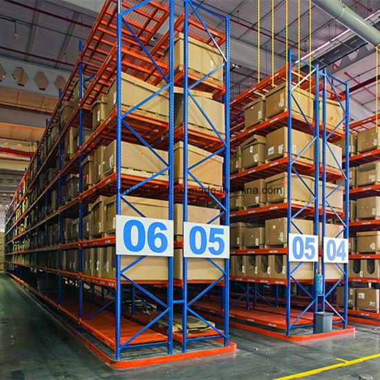 Heavy Duty Vna Pallet Rack for Industrial Warehouse Storage