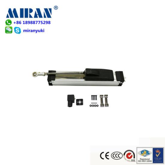 Linear Resistive Motion Sensor for Distance Measurement