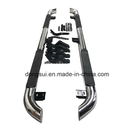 Stainless Steel Side Step for Toyota Hilux Revo