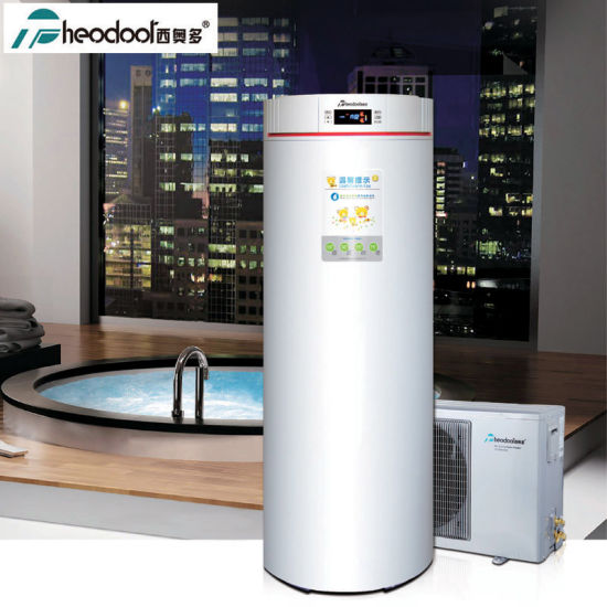 Heating Split Type Air Source Heat Pump