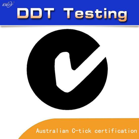 Authoritative and Professional C-tick Test Certification Service pictures & photos