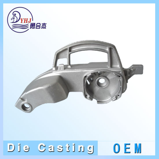 Professional OEM Aluminum Alloy and Zinc Alloy Metal Injection Molding Parts for Electric Tools Accessories in China