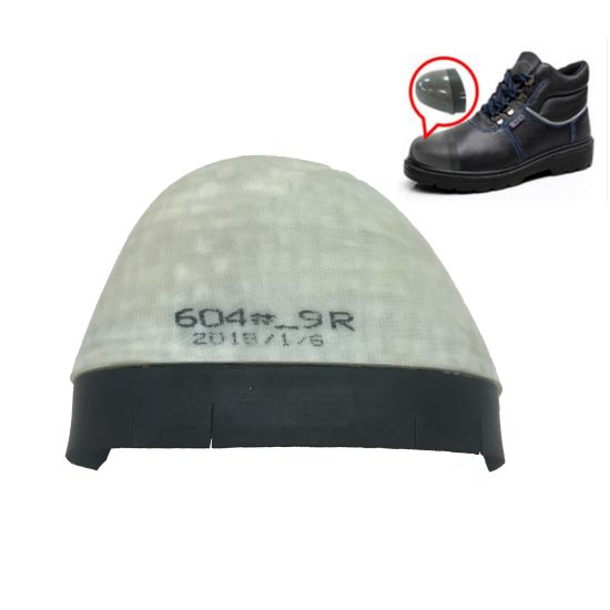 Steel Toe Caps for Safety Shoes, Labor Protection Products, Industrial Work Shoe