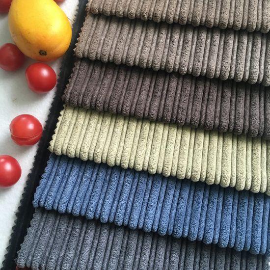 6 Wales Sofa Upholstery Corduroy Fabric