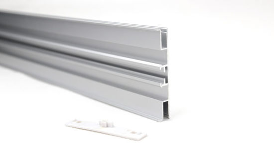 Hot Sale Product Apw1070 LED Aluminium Profile for Wardrobe/Cabinet Lighting pictures & photos