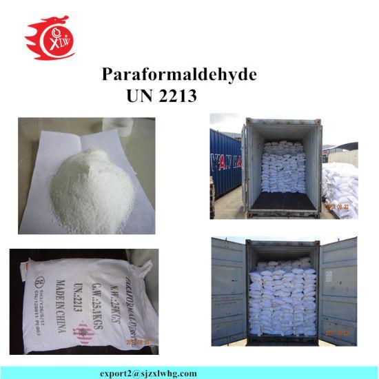 Paraformaldehyde Granule Price 92% 96% 98% Paraform