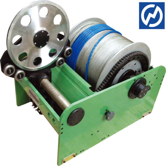 1000m Cable Pulling Winch Machine, Well Logging Winch and Borehole Winch and Geophysical Winch for Sale pictures & photos