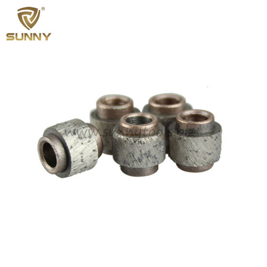 Sintered Diamond Wire Saw Beads for Stone Cutting