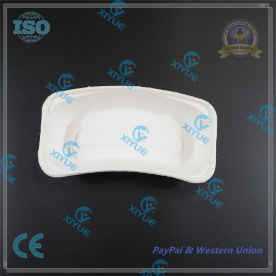 Disposable Paper Pulp Kindney Tray with High Quality