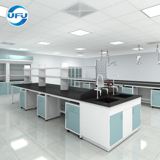 New Design High Quality Stainless Steel Lab Furniture with SGS Certificate pictures & photos