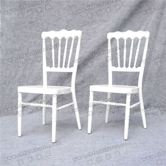 Stacking Chaise Napoleon Chair Wedding China Garden Furniture Hc A39 Pictures Photos