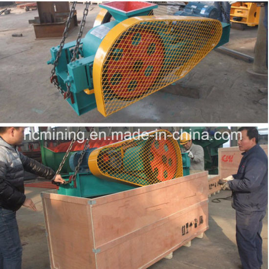 Double Roller Crusher Limestone Crusher pictures & photos