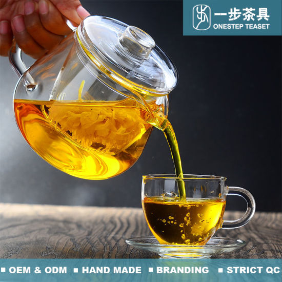 Heat Resistant Drinking Glass for coffee Tea Milk Water